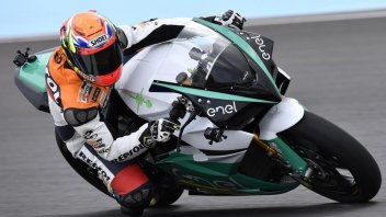 MotoGP: Porto tested Energica: The MotoE bike? It rides like a 2-stroke