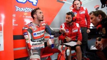 """MotoGP: Dovizioso: """"Austin? So quali sono i miei punti di forza"""""""