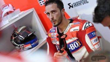 MotoGP: Dovizioso: l'attacco di Lorenzo? normale rivalità