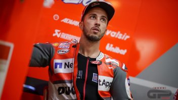 MotoGP: Dovizioso: in questo momento nulla mi preoccupa
