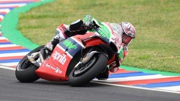 "MotoGP: A. Espargarò: ""I needed a reset before Austin"""