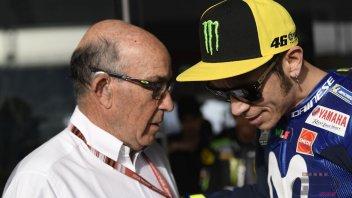 MotoGP: Ezpeleta 'convoca' Rossi e Marquez in Texas