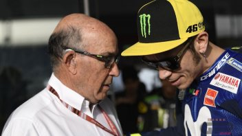 MotoGP: Ezpeleta 'summons' Rossi and Marquez in Texas