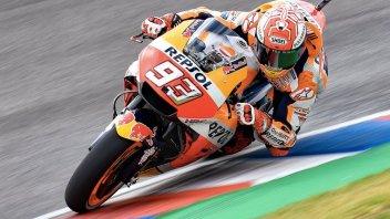 MotoGP: FP2: Marquez incontenibile a Rio Hondo, ultimo Dovizioso
