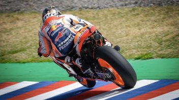MotoGP: FP1: Honda spara la doppietta con Pedrosa e Crutchlow