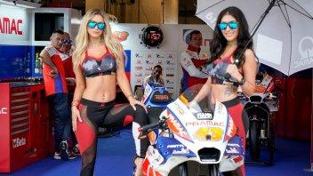 MotoGP: Ducati Pramac apre le porte alle telecamere di Sky