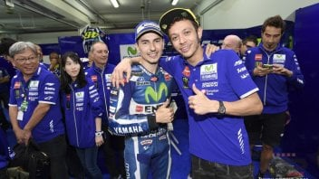 MotoGP: Lorenzo: Rossi copied my settings and training