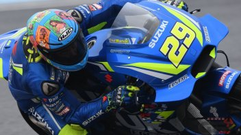 MotoGP: Iannone: Rins' 5th place was the most we could aspire to