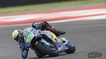 MotoGP: Morbidelli acrobat: the save in Argentina