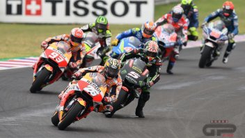 MotoGP: Pedrosa: race direction is responsible for everyone's safety
