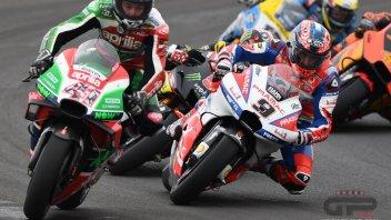 MotoGP: Pramac difende Petrucci. Espargarò: mentono!