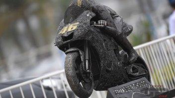 MotoGP: Una statua dedicata a Valentino a Termas de Rio Hondo