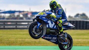 MotoGP: Rossi: in Argentina Marquez ha una marcia in più