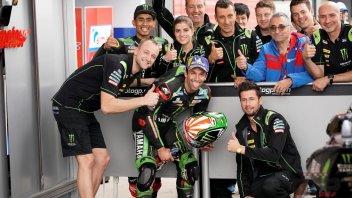 MotoGP: Zarco: non avrei potuto fare come Miller con le slick
