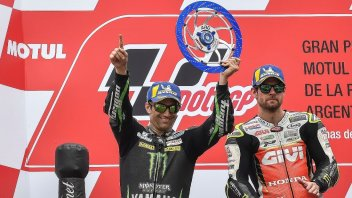 "MotoGP: Zarco: ""una fortuna il ride through a Marquez"""
