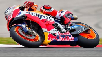 MotoGP: QP: Pole and a crash for Marquez in Austin