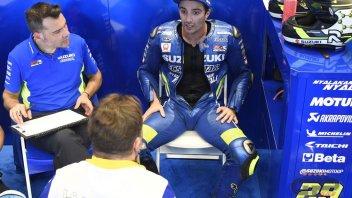 MotoGP: Iannone: voci di Lorenzo in Suzuki? non mi disturbano