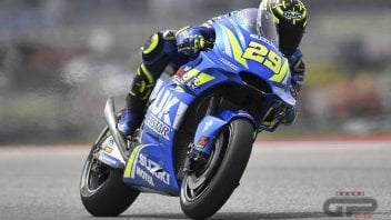 MotoGP: FP3: La pioggia tiene Iannone al 1° posto