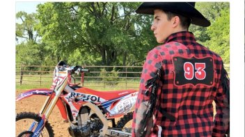 MotoGP: Marquez steel cowboy in Texas