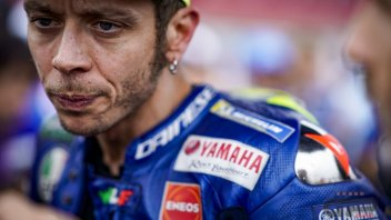 MotoGP: Rossi: it's not the right time to talk to Marquez
