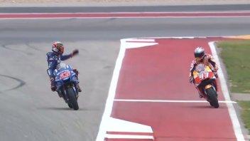 MotoGP: ULTIM'ORA. Marquez penalizzato: partirà 4°