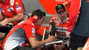 "MotoGP: Lorenzo: ""It is the most difficult moment with Ducati"""