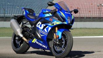 """News Prodotto: Suzuki: arrivano le """"Gixxer"""" replica MotoGP"""
