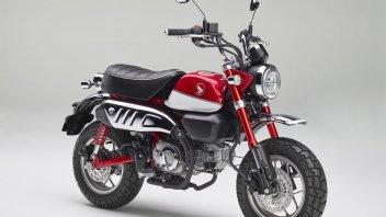 News Prodotto: Torna l'Honda Monkey 125: la mini-bike dal sapore retrò