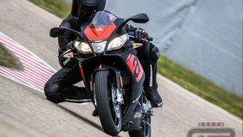 News Prodotto: Mercato moto, riecco i 125: a Marzo +67,2%
