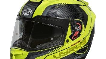 News Prodotto: Premier The Vyrus: il casco integrale... contagioso