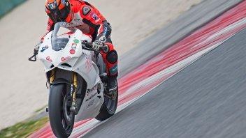 News: La Panigale V4 si prepara al debutto in gara