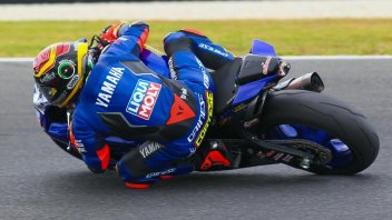 SBK: SSP, FP3; Yamaha senza rivali ad Aragon: 1° Cortese
