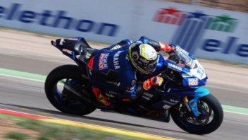 SBK: SSP: Cortese fa volare la Yamaha ad Aragon, 2° Caricasulo