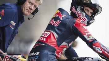 SBK: Honda perde i pezzi, weekend finito per Ten Kate