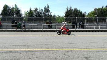 SBK: Giornata di test a Brno per Ducati e Kawasaki