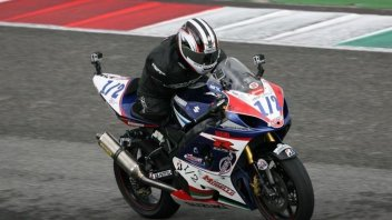 """SBK: Addio Alan Kempster, il """"mezzo uomo"""" che guidava la moto"""