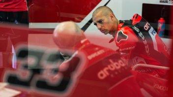 SBK: Assen, Melandri deluso: spero che Ducati faccia il miracolo