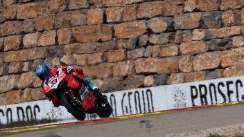SBK: Melandri e la Ducati brillano nella FP2, ma Rea incombe