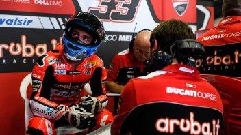 SBK: Melandri: At Aragón Ducati will not have the problems of Buriram