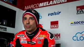 "SBK: Melandri warns: ""In Race 1 we'll need to take risks"""