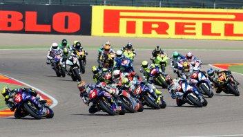 SBK: Superstock1000: ad Aragon inizia lo show