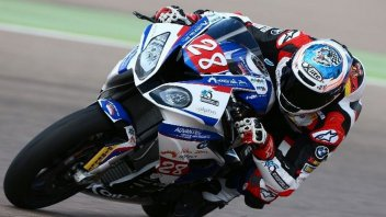 SBK: STK1000: Reiterberger e BMW in pole ad Aragon