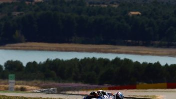 SBK: STK1000: Reiterberger padrone ad Aragon, 2° Tamburini