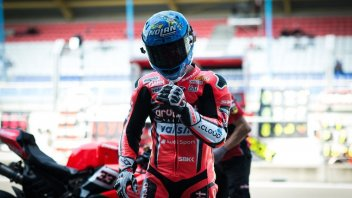 SBK: Melandri: the Ducati isn't moving around any more