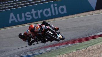 SBK: Luca Grunwald: la vittoria di Assen resta in bilico