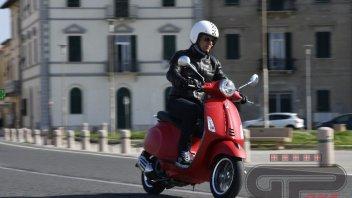 Moto - Test: Piaggio Vespa: è tornata la Primavera