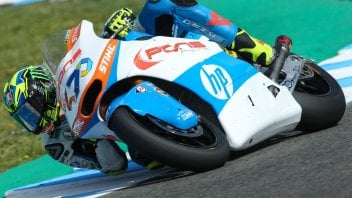 Moto2: FP3, Italiani all'assalto: 1° Baldassarri, 3° Pasini