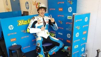 Moto2: Dopo la caduta, Baldassarri pensa già al Mugello