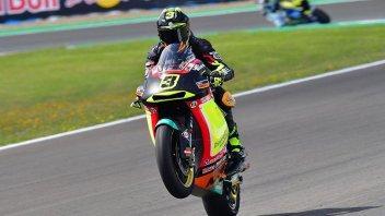 Moto2: Tulovic al posto di Aegerter anche a Le Mans