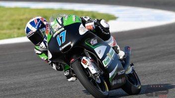 Moto3: McPhee penalizzato di 6 posizioni sullo schieramento a Le Mans